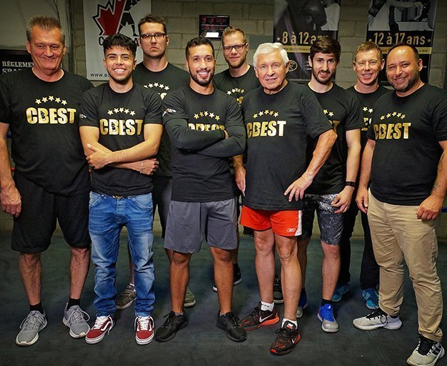 East end boxing club coaches
